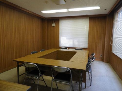 緑水園小会議室(1階)