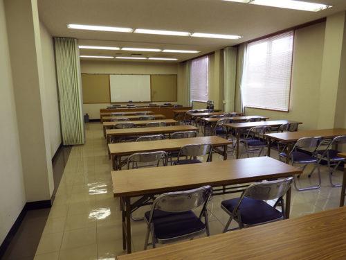 緑水園大会議室(2階)