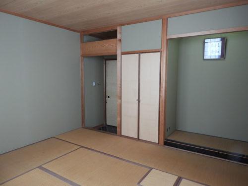 緑水園和室(2階)