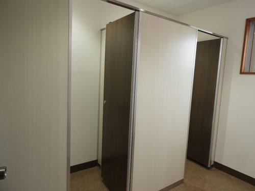 緑水園1階女子トイレ